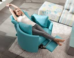 stylish chairs and recliners from fama interior design ideas and