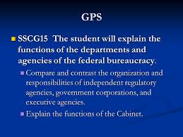 Cabinet Responsibilities The Executive Branch Ch 8 U2013 Ppt Download