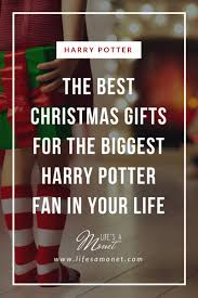 best christmas gifts for the biggest harry potter fan in your life