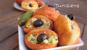 cuisine tunisienne fricassé fricassés tunisiens c est maman qui cuisine