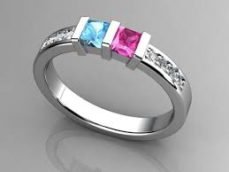 mothers rings 2 stones 11 best jewelry images on rings rings and jewelery