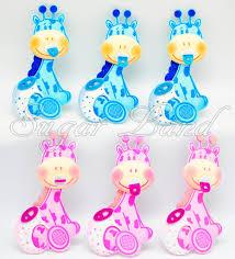 giraffe baby shower decorations best inspiration from