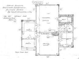 floor plan drawings measured building surveys commercial building