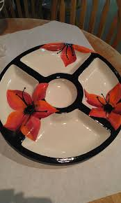 painted platters 422 best a smatter of platters images on ceramic