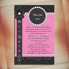 Salon Invitation Card Gallery Quinceanera Wallpaper Invitation Card Ideas