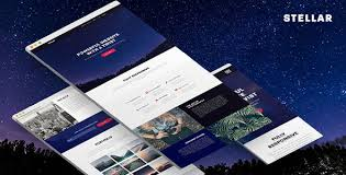 stellar responsive muse template for creatives u0026 agencies by