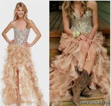 dresses with boots western prom dresses with boots 2016 2017 b2b fashion