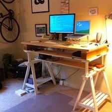 Alternative Desk Ideas Great Alternative Desk Ideas With 10 Best Standing Desk Images On