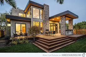 The Rustic Modern Design Of Burlingame Residence In California - Rustic modern home design