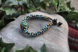 metal bead bracelet images Ocean guardian village handicrafts jpg