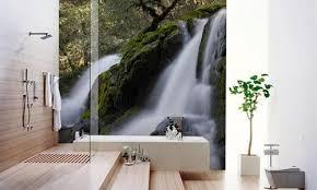 bathroom mural ideas fresh new look for your bathroom walls eazywallz