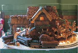 Home Decorating Tips For Beginners 50 Amazing Gingerbread Houses Pictures Of Gingerbread House