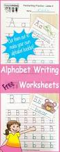 30 best writing worksheets images on pinterest alphabet