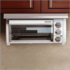Black And Decker Spacemaker Toaster Oven Parts Under Counter Toaster Oven Reviews