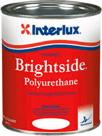 brightside polyurethane topside paint interlux