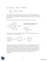 arenes and aromaticity organic chemistry lecture notes docsity