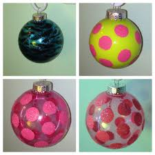 glass ornaments painted inside inside painting