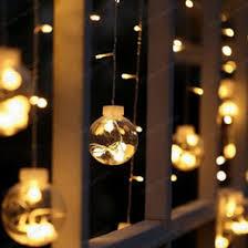 Indoor Curtain Fairy Lights Round Led Christmas Lights Finest Steel Retro Round Lantern
