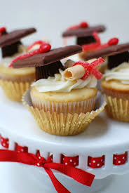 graduation cupcake ideas go to the top of the class diy graduation cupcake toppers evite