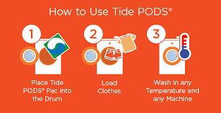 how to how to use tide pods the basic guide tide