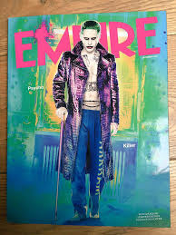 jared leto u0027s full joker costume for squad shown in empire