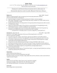 sample advertising resume director of marketing resume example