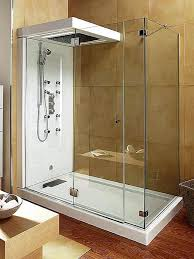 small bathroom ideas with shower stall showers for small bathrooms fusepoland co