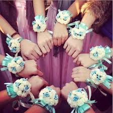 wrist corsages for prom 2018 performance wedding prom wrist corsage flower