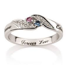 cheap promise rings for men birthstone promise rings for men with personalized engraved
