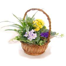 flower basket medium flower basket 9