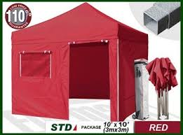 Awning Side Walls Buy New Std 10x10 Feet Ez Pop Up Instant Canopy Shade Shelter