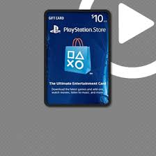 playstation gift card 10 10 psn gift card
