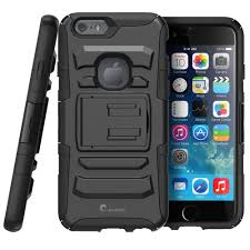 black friday deals for iphone 6 i blason iphone 6s plus prime series dual layer holster case black