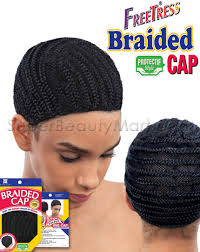 crochet braids with human hair freetress braided cap for crochet braids or weaves 9 89