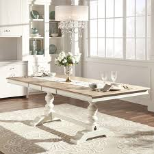 White Distressed Dining Room Table White Dining Room Table And Chairs Black And White Dining Room