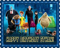 hotel transylvania cake toppers hotel transylvania edible cake topper cupcake toppers edible