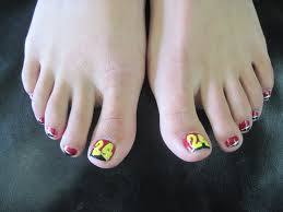 14 best toe nail designs images on pinterest make up pretty