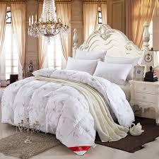 Best Duvet For Winter 100 White Duck Goose Down Winter Quilt Comforter Blanket Duvet