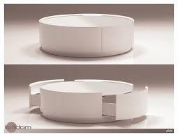 kitchen cool coffee table standard furniture round storage