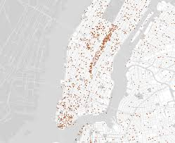 Midtown Manhattan Map The Next Wave Predicting The Future Of Coffee In New York City