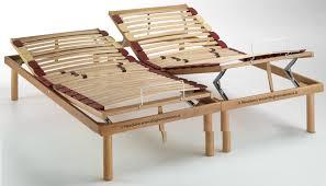 rete materasso matrimoniale rete a doghe reclinabile matrimoniale legno di faggio ortopedica