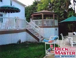 trellises deck master home improvement company