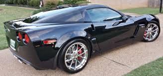 09 corvette z06 2009 corvette z06 3lz black on black corvetteforum