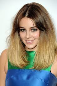 dip dye hairstyles 30 of the best celebrity looks