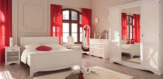 chambre à coucher romantique chambre a coucher romantique 4 adulte marina commode et coiffeuse