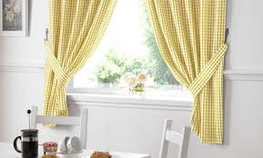 Toile Cafe Curtains Yellow Toile Cafe Curtains Best Ideas