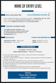 Resume Format For Sales And Marketing Manager Resume Examples For Retail Sales Representative