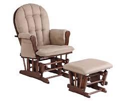 Baby Rocking Chair Glider Rocker Espresso Rocker Glider Chairs For Nursery Teacups