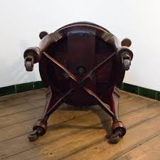 swivel captains chair victorian mahogany shannon swivel captains chair antiques atlas