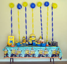 minions birthday party ideas 15 best 6th birthday party minions images on